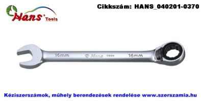 HANS racsnis csillag-villás kulcs, irányváltós 8mm 1166M08