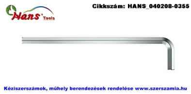 HANS imbuszkulcs hosszú SW1,5 1763M01.5