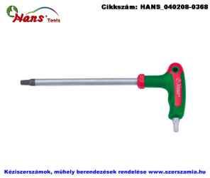 HANS T-nyelű TORX kombinált kulcs TTH10x72/100 1755TTH10