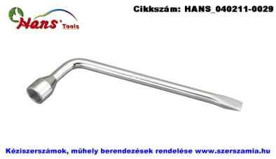 HANS L kulcs 17mm 14774-5M17