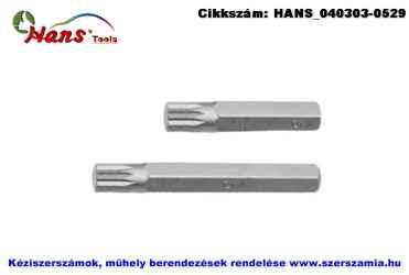 HANS 10mm XZN bit hegy S2 M5x30 083-3M05, 5db/csomag
