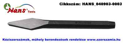 HANS keresztvágó 5x130mm-SW9,5 DCrMo 5113M05