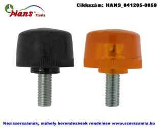 HANS cserélhető fejes kalapács pótfej 1 plusz 1db műanyag plusz gumi d30 5701SP-16