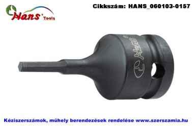 HANS 1/2 col gépi imbusz dugókulcsfej SW6x78 84016-3M06
