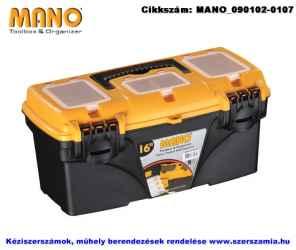 MANO szerszámkoffer 320x165x136 CO-13
