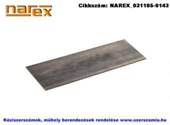 NAREX színlőpenge cittling 150x50x0,8 879200