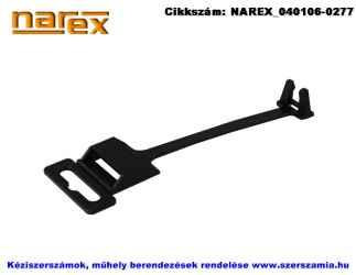 NAREX élvédő-akasztó laposvésőkhöz 3-6x128 871610