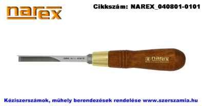 NAREX Wood Line Plus asztalos sarokvéső fa nyéllel 10x10x120/265 813410