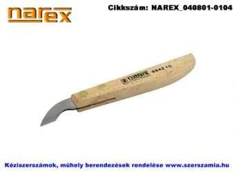 NAREX fafaragókés keskeny, kisívű 29/133 894210