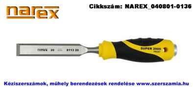 NAREX favéső üthető fémvégű nyéllel 6x120/245 811306