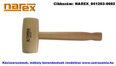 NAREX fakalapács 330g 60x120x300 825100