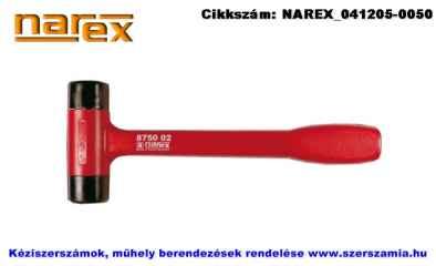 NAREX cserélhető műanyag fejes kalapács 220g d26 875001