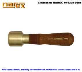 NAREX rézfejű bunkó 500g d40x52x170 825001