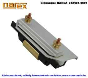 NAREX favéső élező sablon 117x66x57 894900