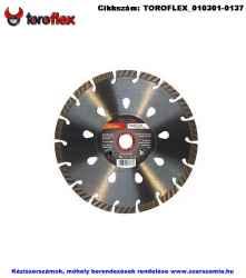 TOROFLEX COOL CUT gyémánttárcsa d125x22,2/SH10