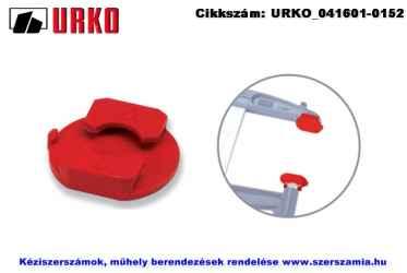 URKO felületvédő papucs 30x8 szárú párhuzamszorítóhoz U4003-P-hez