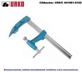 URKO dugattyús párhuzamszorító, ács kivitel 120x800/35x8mm U4003-J