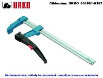 URKO racsnis párhuzamszorító 120x400mm U4003-L