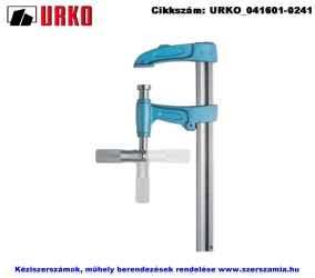 URKO csapágyazott dugattyús párhuzamszorító állítható markolattal 120x300/35x8mm U4003-PA