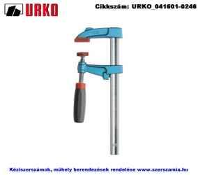 URKO párhuzamszorító ERGO markolattal 65x150/18x7mm U4021