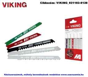 VIKING univerzális szúrófűrészlap vegyes készlet 5 részes NK-1000