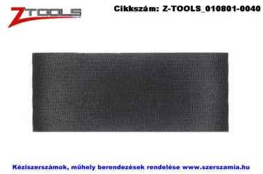 Z-TOOLS csiszolóháló 93x270/C80 5db