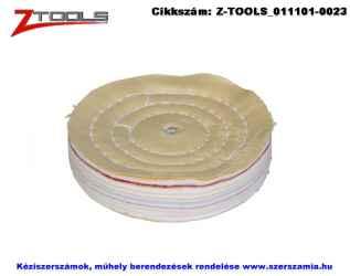 Z-TOOLS rongykorong, sűrűn varrott színes pamut d100x20x10