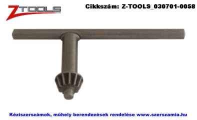 Z-TOOLS fúrótokmány kulcs S2L 1,5-13