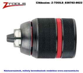 Z-TOOLS 2-hüvelyes gyorstokmány HM pofás Metal d1,5-13 1/2 col-20UNF R plusz L