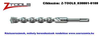 Z-PLUS SDS-Plus 2 élű betonfúró d5,5x260/210