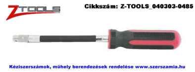 Z-TOOLS flexibilis bit hajtószár 1/4 colx150/265mm