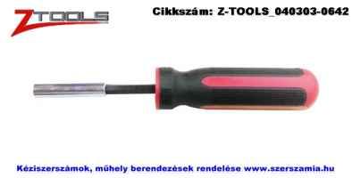 Z-TOOLS mágneses bit hajtószár 1/4 colx100/215mm