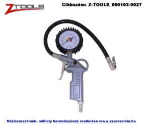 Z-TOOLS kerékfúvató pisztoly 0-8bar 44cm