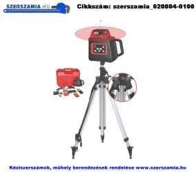 Forgólézer emelős műszerállvánnyal SP200 SET