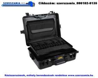 MANO szerszámkoffer szerszámtartóval IP67 530x400x180 330BT-SS