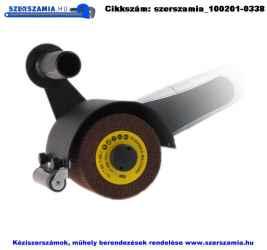Palástcsiszoló egység görgővel GS05-02 MET125